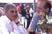"""B. Ecclestone'as rūpinasi """"McLaren""""?"""