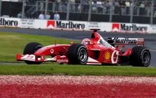M.Schumacherio alga mažės?