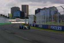 Australijos GP: Albert Parkas
