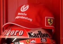 "M.S. pasitrauks iš ""Ferrari"""