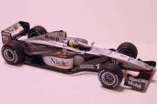 "N.Heidfeldas pilotuos ""McLaren"""