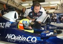 """Ralfas norėtų į """"McLaren"""""""