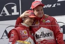 """""""Ferrari"""" vėl gali panaudoti komandinę taktiką"""