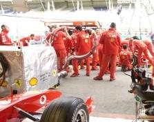 "N.Lauda: ""Ferrari"" mechanikai – profesionalai"""