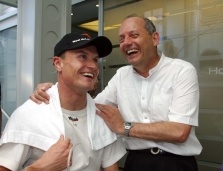"""D.Coulthardas paliks """"McLaren""""?"""