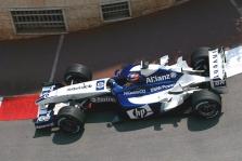 J.P.Montoya galėjo nebaigti lenktynių