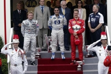 Monako GP: Lenktynės