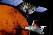 """""""Ferrari"""" pakeliui į Marsą"""
