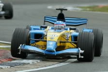 Neprofesionalus M.Schumacherio manevras