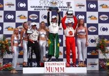 """""""Champ Car"""": Denveris, JAV"""