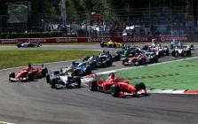Italijos GP - greičiausias istorijoje