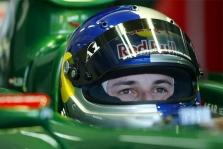 """C.Klienas – 2004 m. """"Jaguar"""" pilotas"""