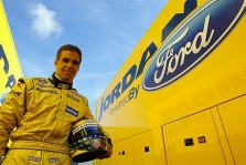 "Z.Baumgartneris – ""Minardi"" pilotas"