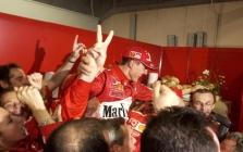 M.Schumacheris – metų sportininkas