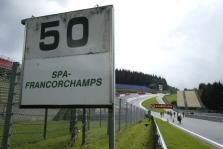 Belgijos GP likimas – vėl ant plauko