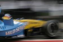 Bandymai: 2004-09-03 Monza