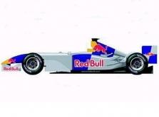 """Red Bull"" bolido išvaizda"