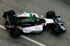 """""""Minardi"""" ruošia revoliucinį bolidą"""