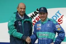 P.Sauberis neskuba kaltinti J.Villeneuve'o