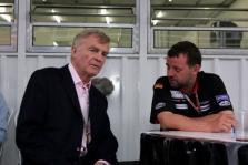P.Stoddartas susitiko su FIA prezidentu
