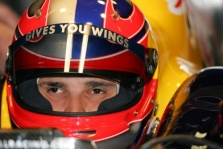 Australijos GP: penktadienio treniruotės Nr.1