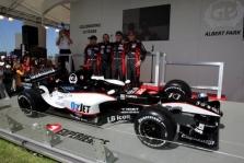 """Minardi"" modifikavo bolidus"
