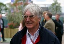 """B.Ecclestone'as registruoja """"GP1"""" pavadinimą"""
