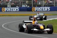 """""""Red Bull"""" nenustebino M.Webberio"""