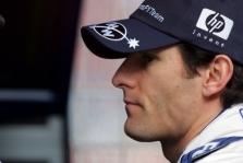 M.Webberis lenktynėmis nepatenkintas