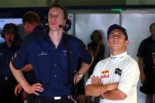 """C.Klienas nusivylęs """"Red Bull"""" sprendimu"""