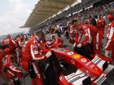 """""""Ferrari"""" nekeičia nuomonės dėl bandymų"""