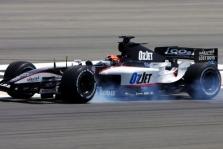 """Paskutinės """"Minardi PS04B"""" lenktynės"""