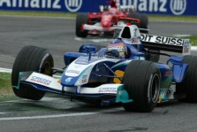 """Sauber"" stokoja lėšų bolido tobulinimui"