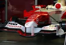 FIA kovos su lanksčia aerodinamika?