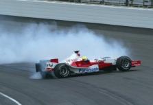 R.Schumacheris JAV GP nelenktyniaus (atnaujinta)