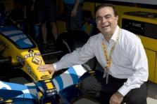 """Japonijoje areštuotas """"Renault"""" valdybos pirmininkas C. Ghosnas"""