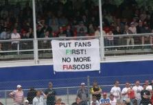 FIA atšaukė nuosprendį dėl JAV GP