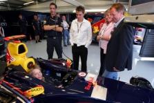 M. Brundle: jaučiuosi lenktynininku, o ne komentatoriumi