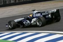 A.Pizzonia ir D.Coulthardas kaltina vienas kitą