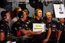 """G.Minardi toliau dirbs """"Minardi""""?"""
