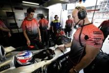 K.Raikkoneno bolide pakeistas variklis