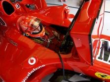 W.Weberis: M.Schumacheris lenktyniaus iki 2008-ųjų