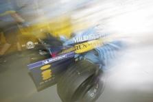 """Naujasis """"Renault"""" paruoštas bandymams"""