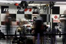 """""""Renault"""" pilotai pagerbė """"Minardi"""""""