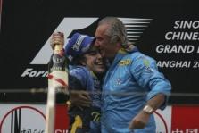 """F. Briatore kelionės """"Formulėje-1"""" pradžia"""