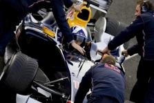 """D.Coulthardas: """"Red Bull RB2"""" geriau subalansuotas"""