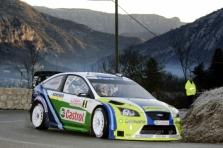 """<span style=""""background:#000000; color:white; padding: 0 2px"""">WRC</span> Monte Karlo ralyje nugalėjo M.Gronholmas"""