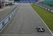 Didžiosios Britanijos GP: važiavimų tvarkaraštis