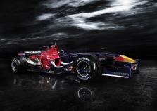 """""""Toro Rosso"""" pristatė bolido dažymą"""