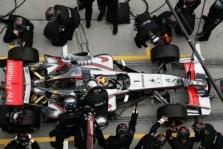"""""""McLaren"""" patvirtino, kad keis galinį sparną"""